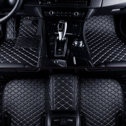 Coche de cuero Mat para Ford Explorer 2 filas