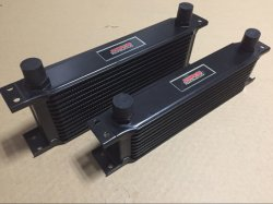 10 radiatore dell'olio della trasmissione universale di riga di riga 19 di riga 13 da vendere