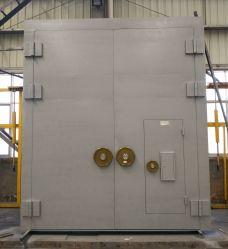 Disco sólido de aço de alta qualidade quarto Vault de segurança grande porta do Vault