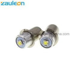 LED haute puissance lampe de mise à niveau pr2 P13.5s Lampe torche à LED pour le remplacement des ampoules Dewalt lampe torche Maglite des feux de travail de lanterne de l'outillage Kit de conversion de LED