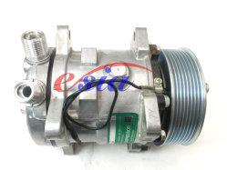 Авто деталей компрессора для переменного тока 507 8pk или R134 123 мм