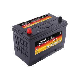 Пассажирского автомобильного аккумулятора JIS D31 N80MF 75D31R Mainenance свободного 12V80ah 12напряжение аккумуляторной батареи