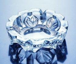 Transpraent Crystal Glass asbak voor glaswerk