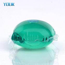 Tissu de conditionneur de liquide détergent à lessive gousses Softner Odeur fraîche Odor Eliminator formule parfum agréable