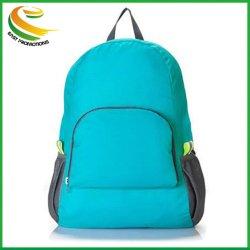 Deportes plegable mochila de senderismo de viajes de ocio Trekking bolsa de hombro al aire libre