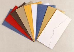 Personnaliser la couleur de la nature de papier Kraft enveloppe à bulles d'expédition