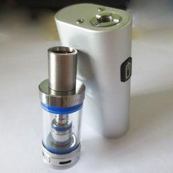 Nouveau Jomo Tech Lite 40W Ecig Mod Kit avec réservoir 3ml en verre + Chargeur + boîte cadeau Mini cigarette électronique e cigarette Kit Mod