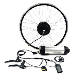 Кассета Greenpedel Ebike электродвигателя ступицы 36V 48V 500W электрические велосипеды комплект для переоборудования с аккумуляторной батареи
