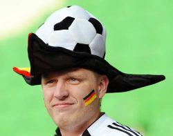 قبعات كأس العالم لمروحة كرة القدم المجنونة (FH-018)