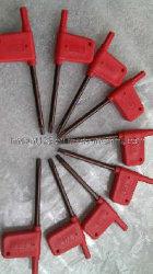 مفتاح ربط على شكل حرف T لقطع غيار أدوات CNC