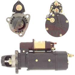 موتور بادئ الحركة بجهد 24 فولت وقدرة 12 طن وقدرة 7,0 كيلووات لمختبر علبة Delco طراز 6780