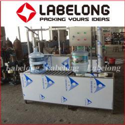/Low 싼 가격 간단한 자동 장전식 /Hand /Manual 5 Gallon/20L 배럴 또는 단지 병 씻기 충전물 기계