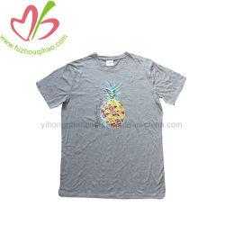 Новая конструкция ананас печать детский футболка много цветов
