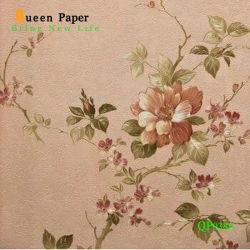 Warmes und Bequemes Home Decoration Fashion Design Tapet Wandbelag Material