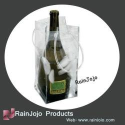 Избранное сравнение ПВХ мешок льда для вина, вина из ПВХ мешок охладителя