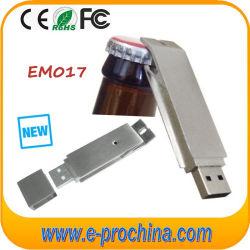 Aandrijving van de Pen USB van de Stok van de Flesopener USB van het roestvrij staal De Multifunctionele