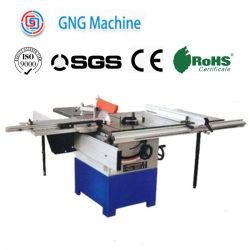 Elevadores eléctricos de madeira deslizando o equipamento de corte/ Compact mesa de madeira Máquinas de serra
