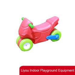 أطفال صغيرة دراجة بخارية سيارة البلاستيك لعب ركوب الألعاب مع عجلة للأطفال