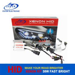 차 대화 장비를 위한 새로운 최고 AC 12V 35W H7에 의하여 숨겨지는 크세논 램프