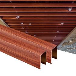 بالجملة ألومنيوم يصمّم سقف مربّعة زخرفيّة حاجز سقف ألومنيوم