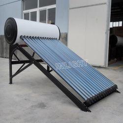 سخان المياه المدمجة الضغط الشمسية أنابيب النحاس الداخلية
