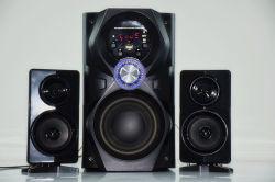 Sistema Hi-Fi 2.1 Nuevo diseño