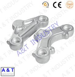 ODM OEM CNC peças de máquinas fabricadas em alumínio
