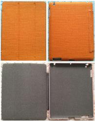 Оранжевый настроить пеньки Canvas планшетный ПК чехол для iPad mini воздуха (C-002)