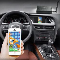 Ture par le biais de Mise en miroir de l'affichage de synchronisation entre l'écran de voiture et votre smartphone