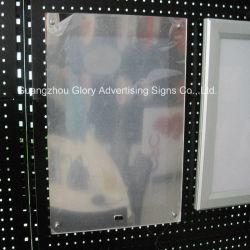 A3魔法ミラー水晶広告LEDのライトボックス