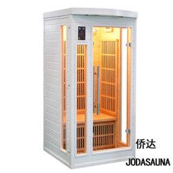2018 elegante portátil de madeira muito Sauna de Infravermelhos/Familiar de cabina Cabina de Sauna