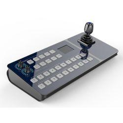 Дешевые контроллер джойстика сетевые камеры PTZ клавиатуры для IP-камера PTZ- Kbd2000