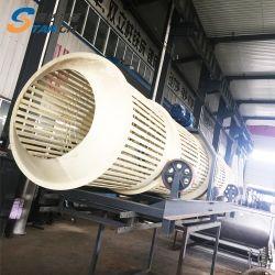 Qualité alimentaire de haute qualité La farine de manioc Mill Machines