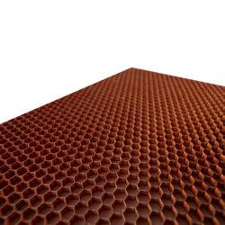 Núcleo do bloco alveolado de alumínio de alta qualidade para o núcleo do tipo sanduíche favo de mel