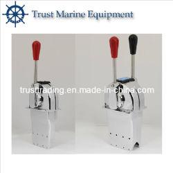 Type de morse le levier de commande de l'accélérateur du moteur marin pour bateau