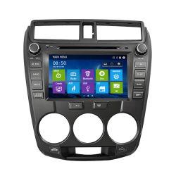 مشغل أقراص DVD للسيارة الخاص مع نظام GPS 3G جديد من أجل هوندا سيتي 2012 (سنة 8005)