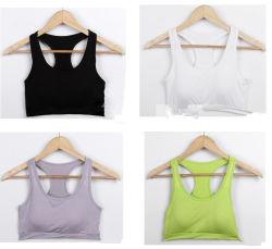 In te ademen Katoenen van de Vrouwen van de Gymnastiek van de Douane Hemd