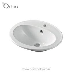 Designs de banho Auto Rimming Pia