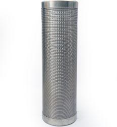 V-förmiger Draht-Wunddraht-Filter-/Keil-Draht-Bildschirm