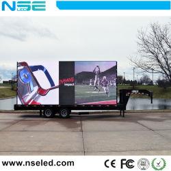 Openlucht de Bewegende LEIDENE van de Vrachtwagen van de Reclame Vertoning van het Teken P5mm P6mm
