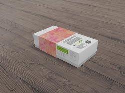 Servizio di stampa di Cardbox del coperchio di carta impaccante del contenitore di regalo superiore all'ingrosso e della casella bassa