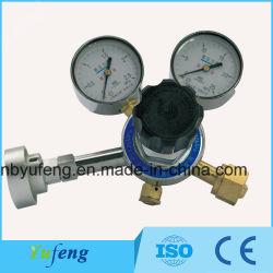 Ce gaz haute pression approuvés pour les cylindres/ Réservoirs du réducteur