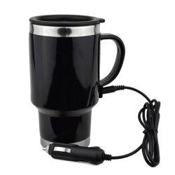 16oz de doble pared Travel Mug taza de café eléctrico