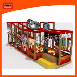 Ce certificat Softplay Enfants Petit terrain de jeux intérieur