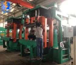 Vormende Machine van het Zand van de Klei van de nieuwste Technologie de Hydraulische