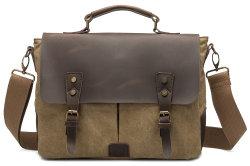Heißer Verkaufs-Segeltuch-Handtaschen-Schulter-Beutel-Kurier-Beutel