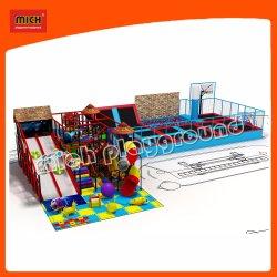 Ребенка ограждения для использования внутри помещений детская игровая площадка в парке батут