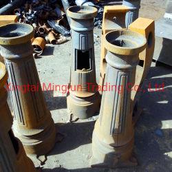 Straßenlaterne-Pole-Lampen-Pfosten-duktiles Eisen