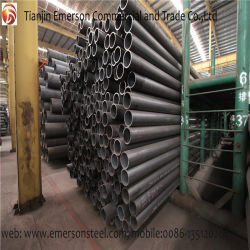 La Chine le magasinage en ligne de fer métallique de gros tuyau en acier au carbone sans soudure