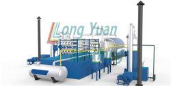 オイルプラント機械をリサイクルする自動不用なプラスチックタイヤの蒸留の熱分解